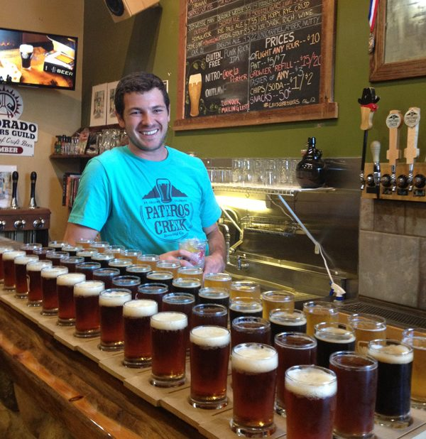 Fort Collins Craft Brew Walkabout Brewery Tour from Magic Bus Tours