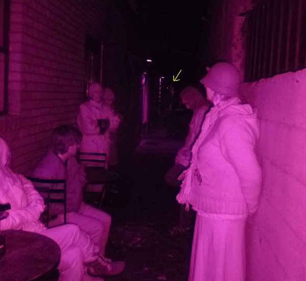 Trail of Terror Ghost Tours from Magic Bus Tours